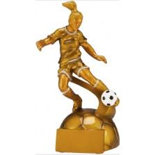 Фигурка RF8001/G Женский футбол