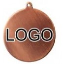 Медаль Color с нанесением (2)