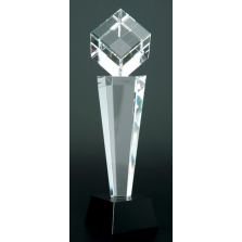 Награда хрустальная C004